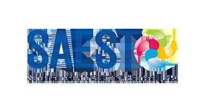 Logo da SAEST